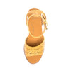 Kagen Sandal Leather Mustard
