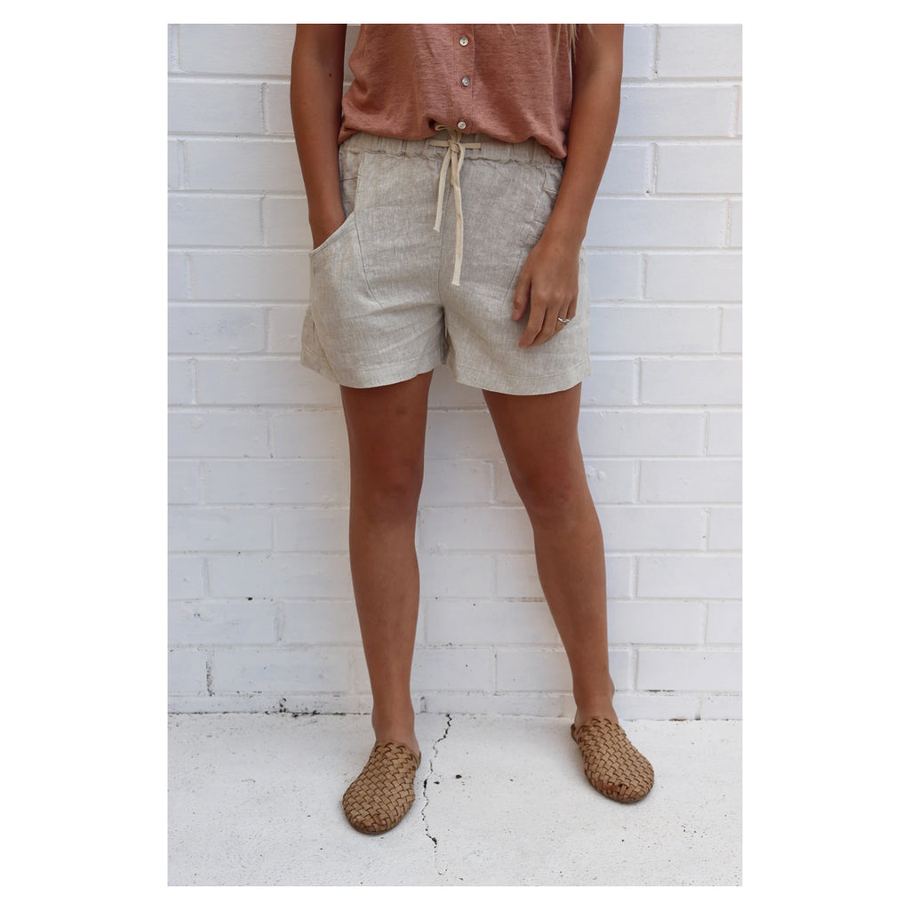 Shorts Luxe Cream