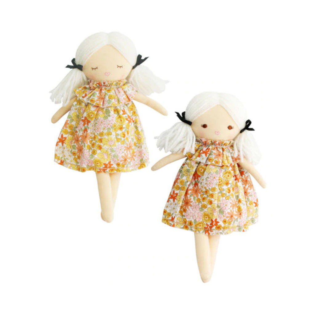 Doll Matilda Asleep Awake - Sweet Marigold