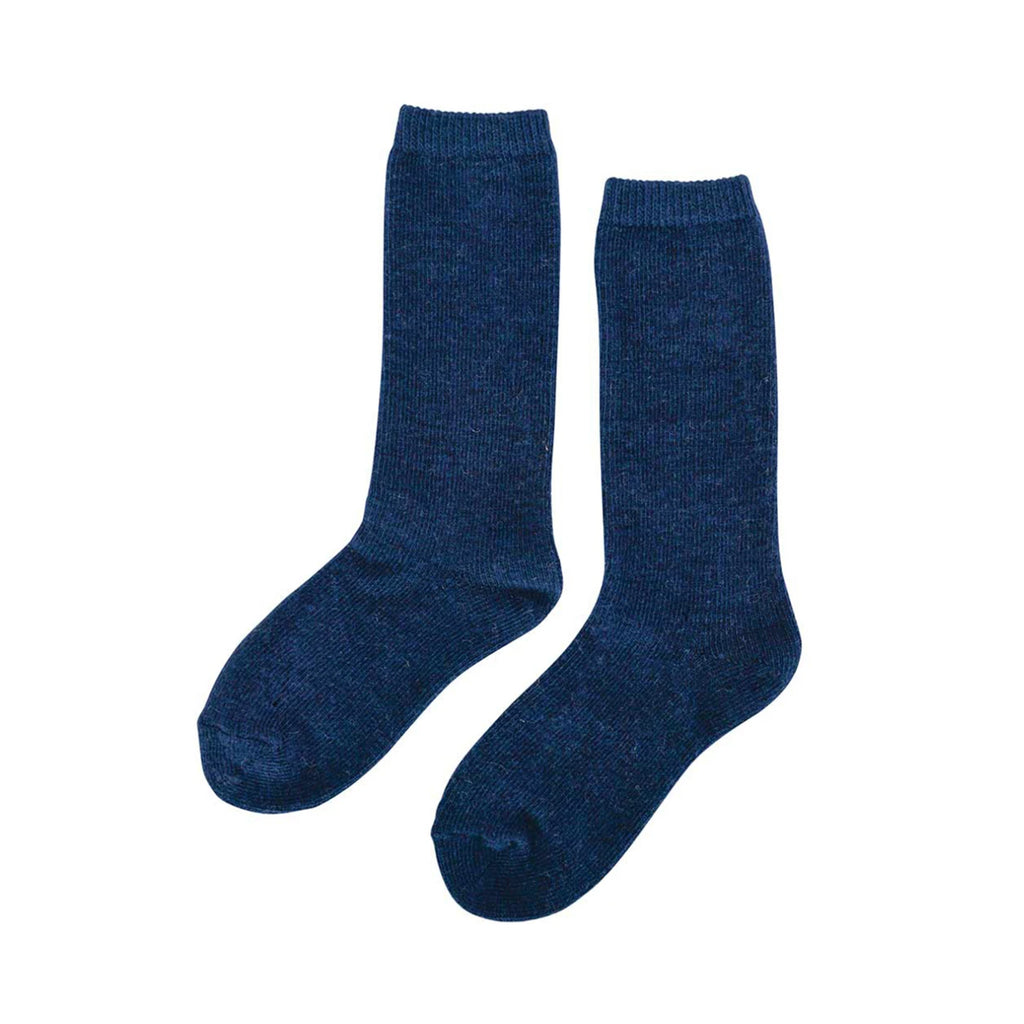 Boxed Socks Cosy Luxe Cashmere - Midnight