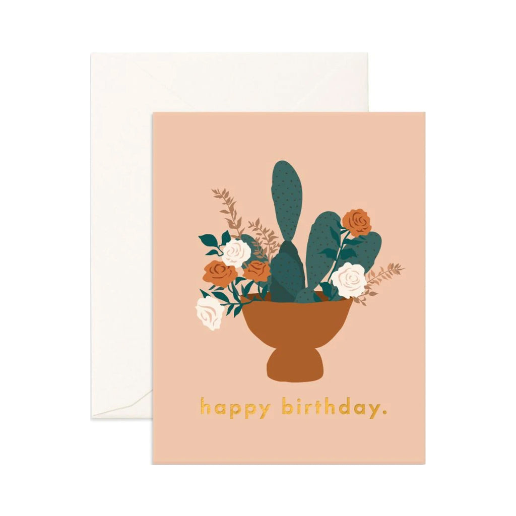 Card Birthday Nopale