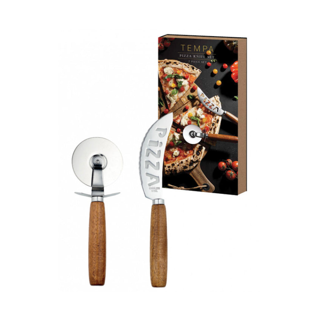 Pizza Knives Set Fromagerie