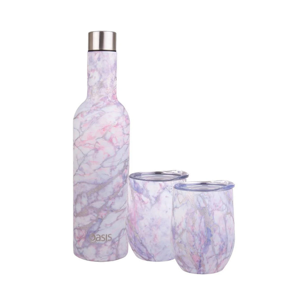 Wine Traveller 3 Set Quartz