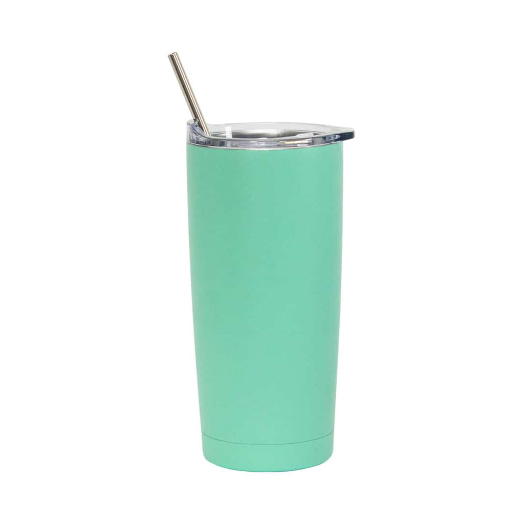 Smoothie Cup Stainless Steel 500ml - Mint