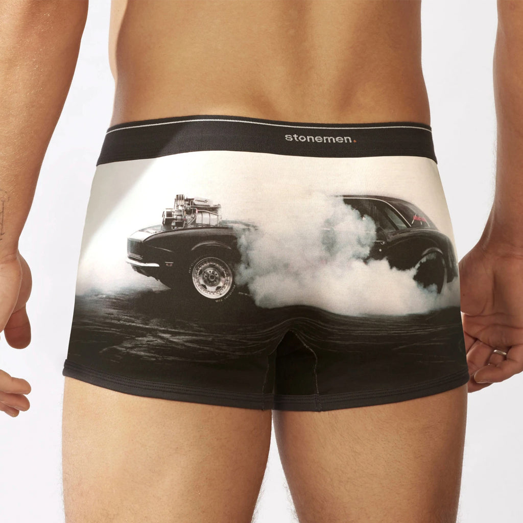 Boxer Brief - Burnout