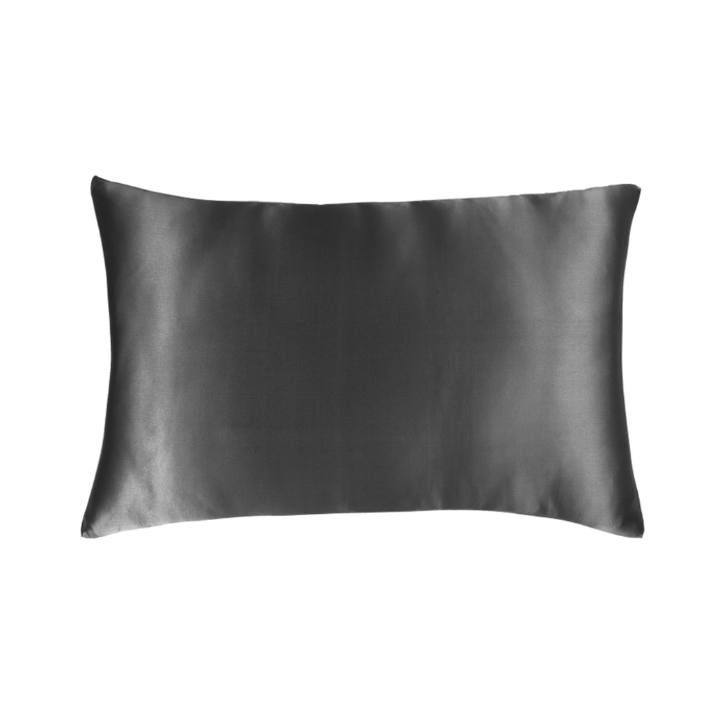 Silk Pillowcase Storm Cloud