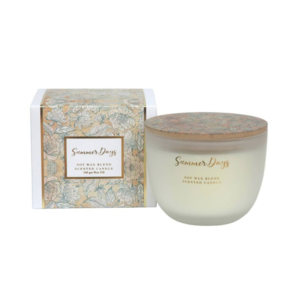 Candle Senteur Summer Days