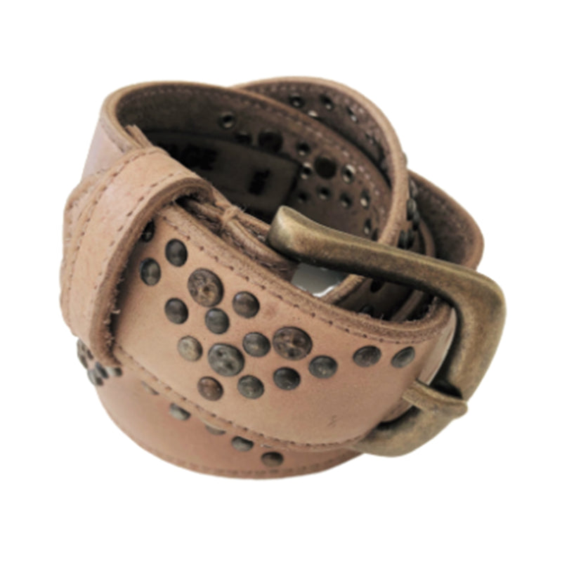 Belt Leather Tally Taupe