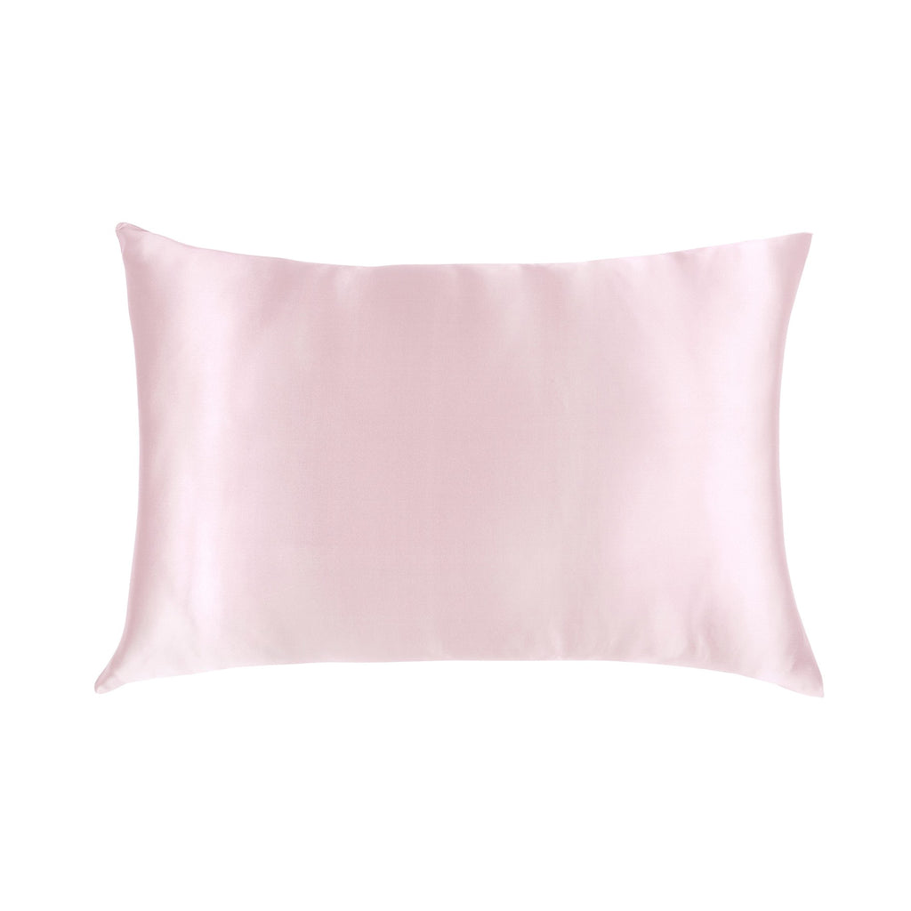 Silk Pillowcase Tea Rose