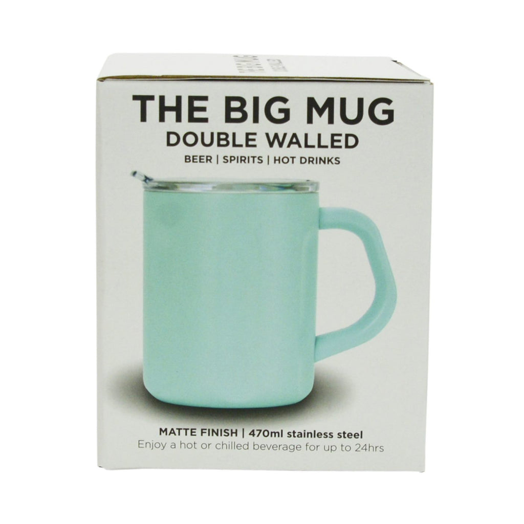 Big Mug Stainless - Blue