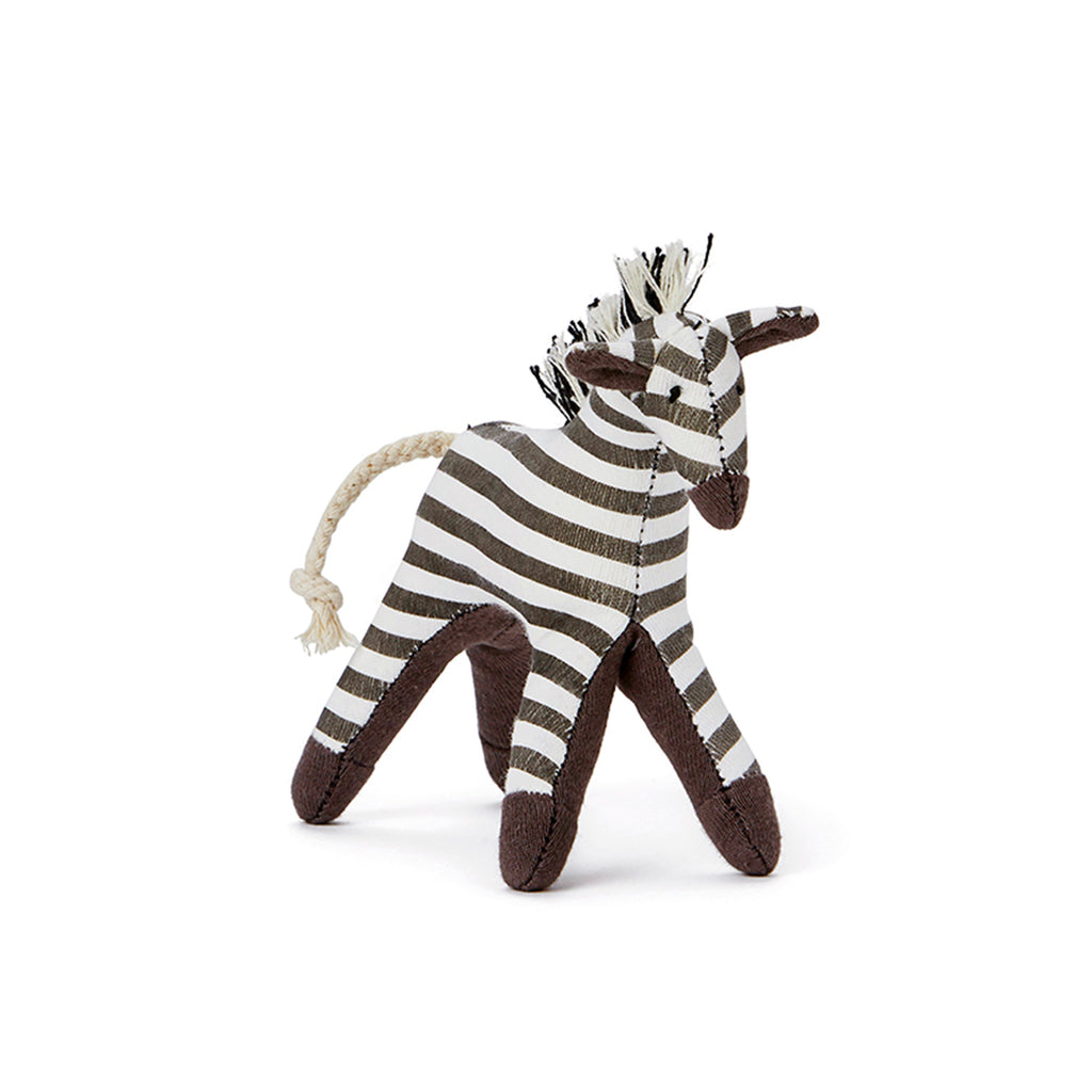mini Zebra rattle