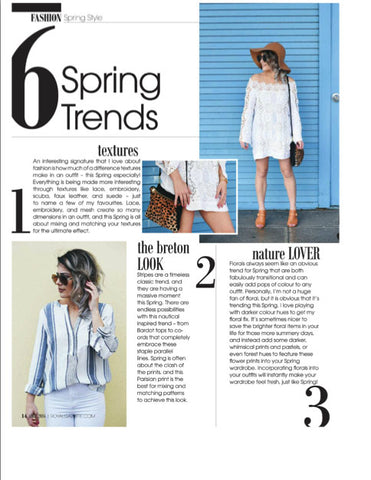 rg magazine spring style trends