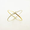 knot cross ring