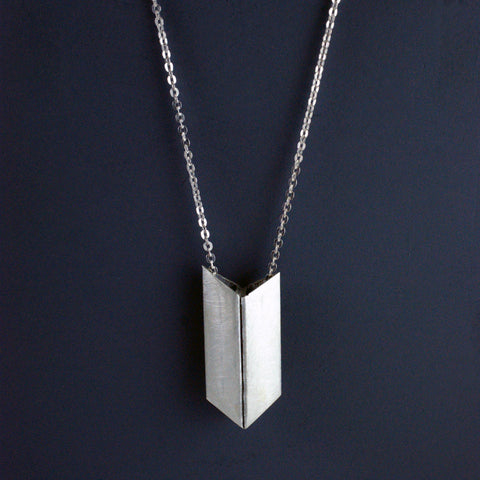 double vertical linear pendant