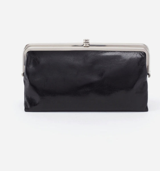 Hobo The Original Lauren Wallet in Black