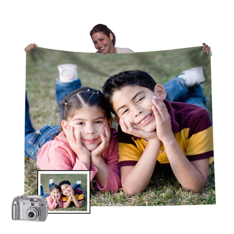TK Mega Fluffy Fleece Blanket