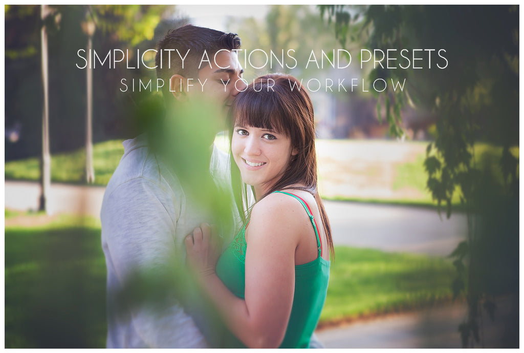 FREEBIES – Simplicity Actions and Presets