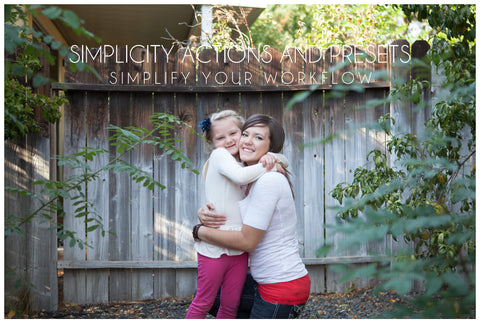 Store Closing Sale!! The Complete Simplicity Collection including Background Blur