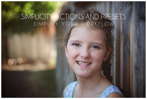 Store Closing Sale!! Simplicity Collection for Lightroom