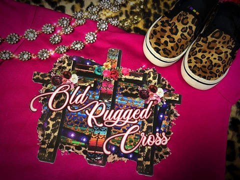 Old Rugged Cross Tee