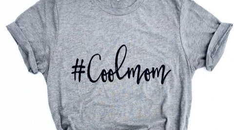 #coolmom Tee