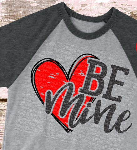 Be Mine Raglan