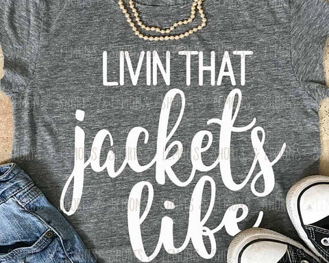 Livin That Life Tee