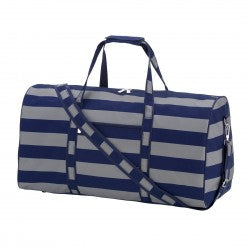Grayson Stripe Duffle Bag