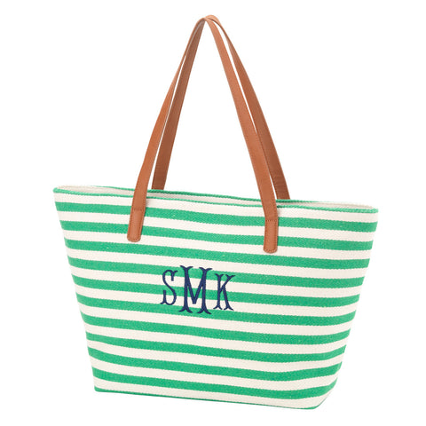 Charlotte Stripe Purse