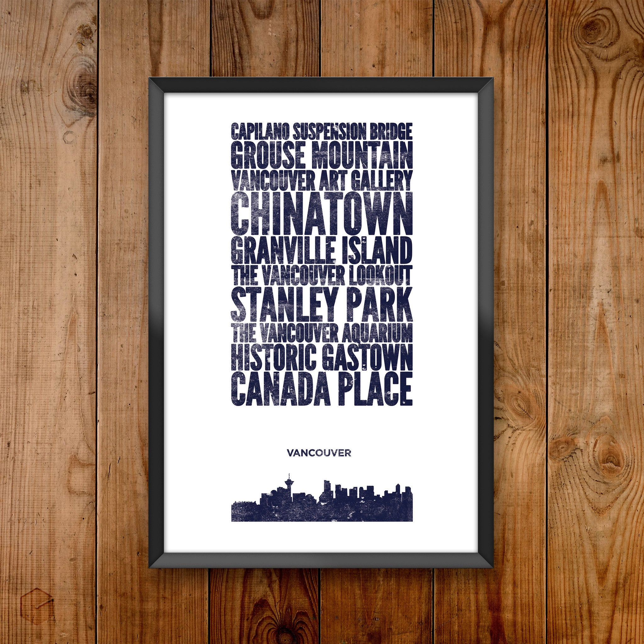 Color printing downtown vancouver - Vancouver City Print