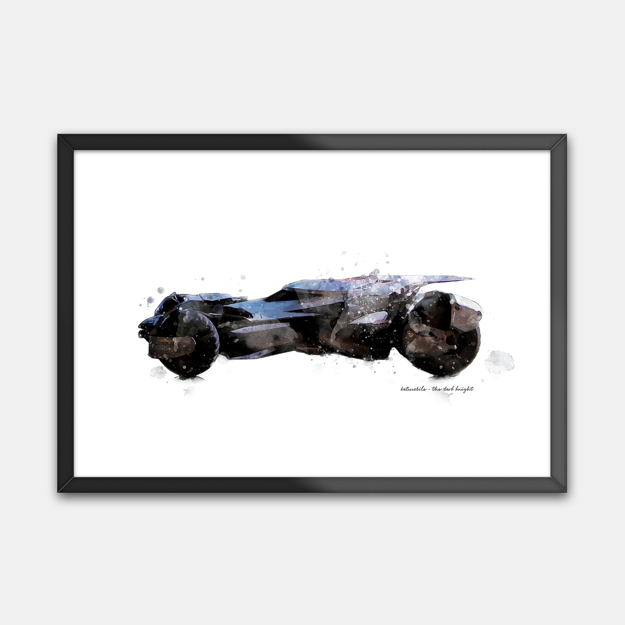 "Batmobile - ""Batman Dark Knight"""