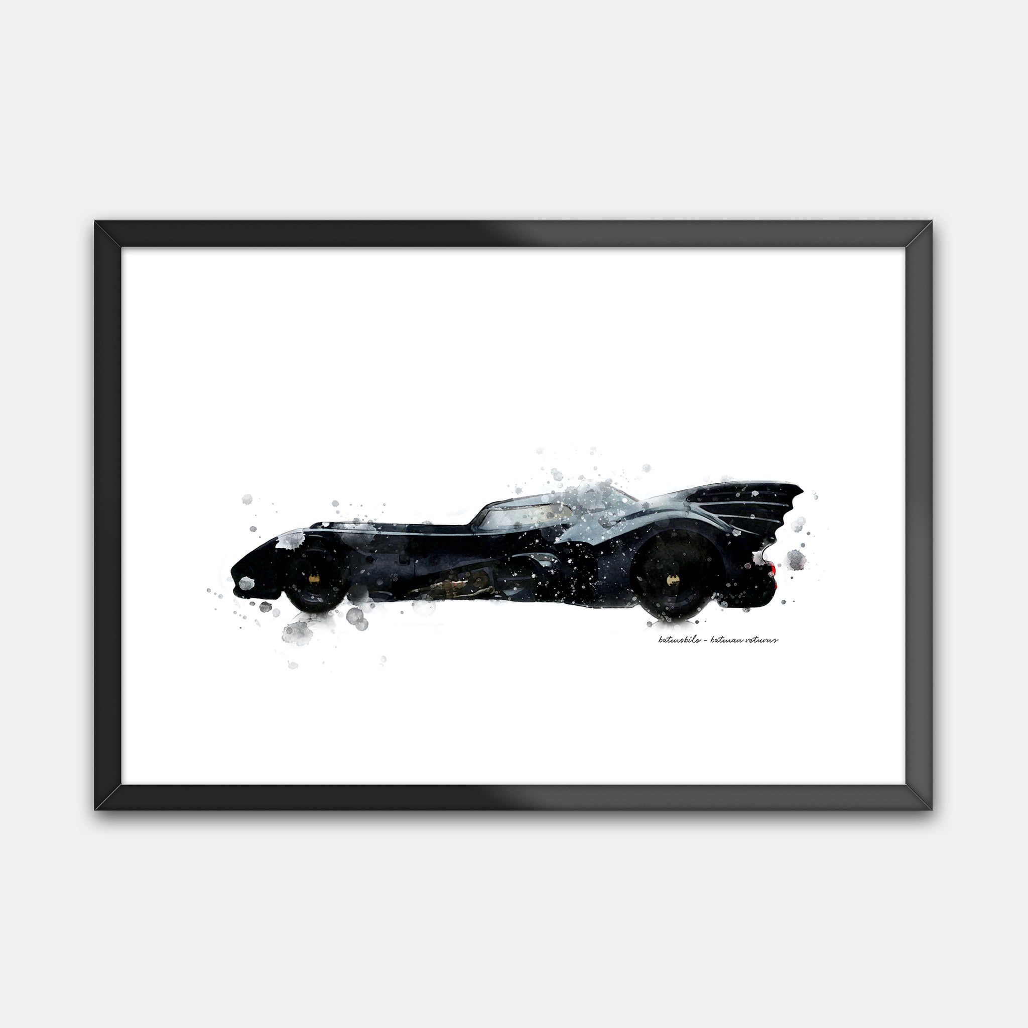 "Batmobile - ""Batman Returns"""