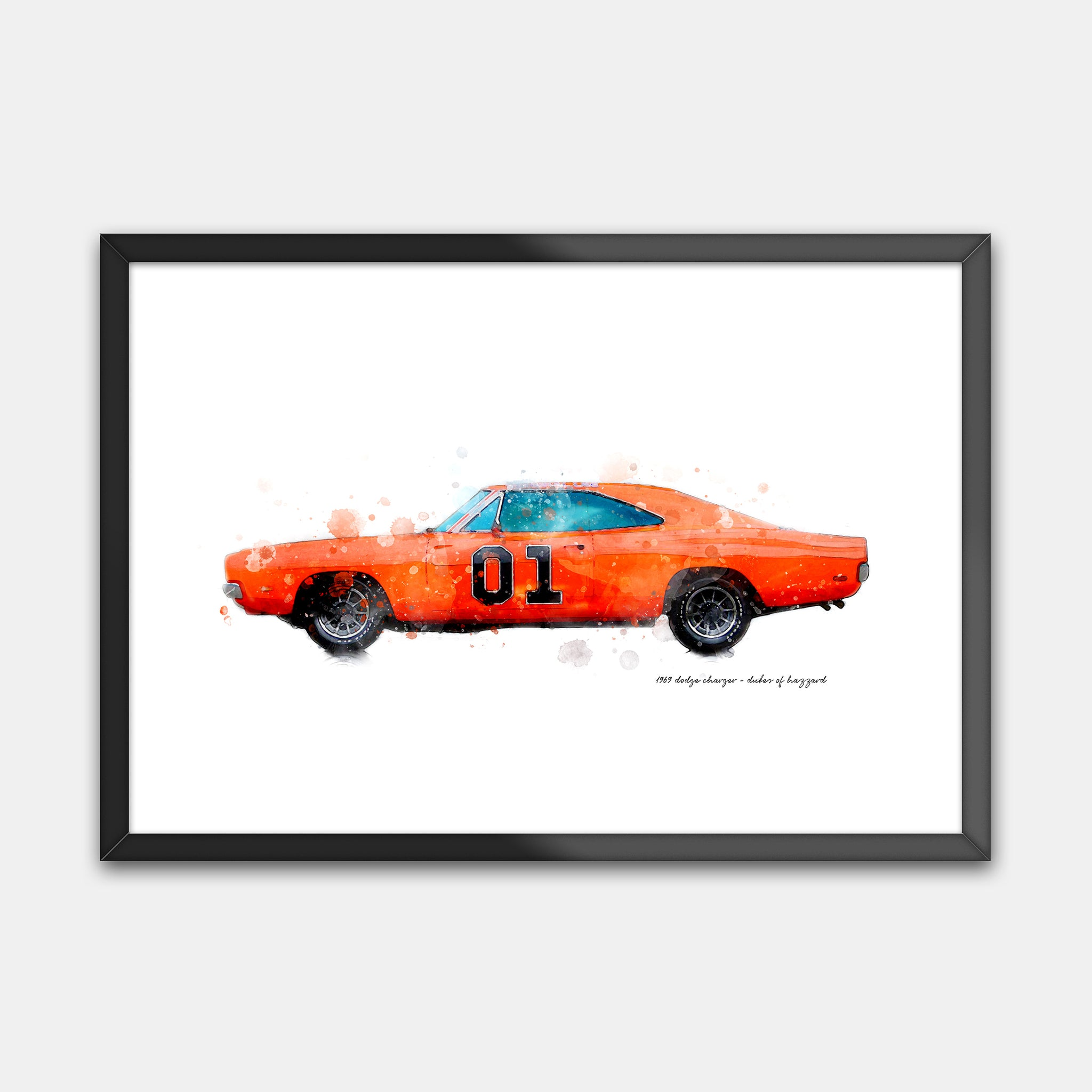 "1969 Dodge Charger - ""Dukes of Hazzard"""