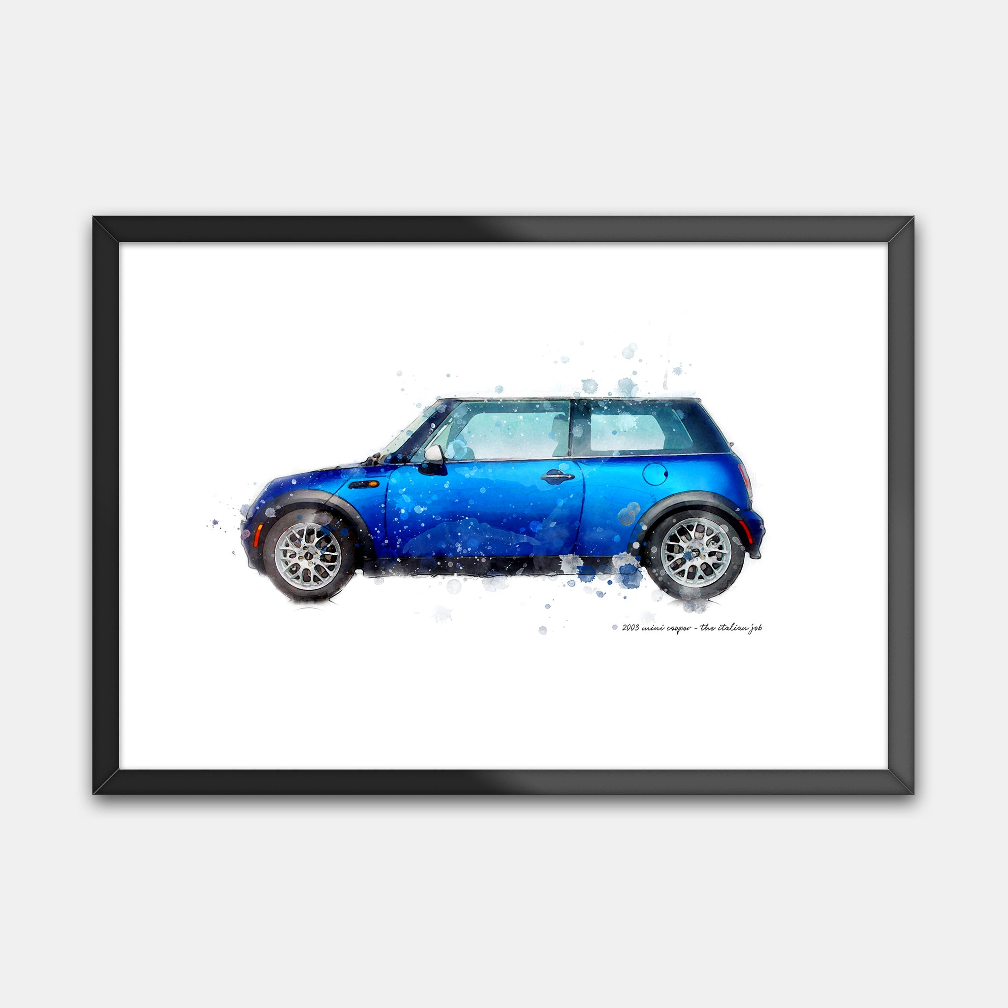 "2003 Mini Cooper - ""The Italian Job"""