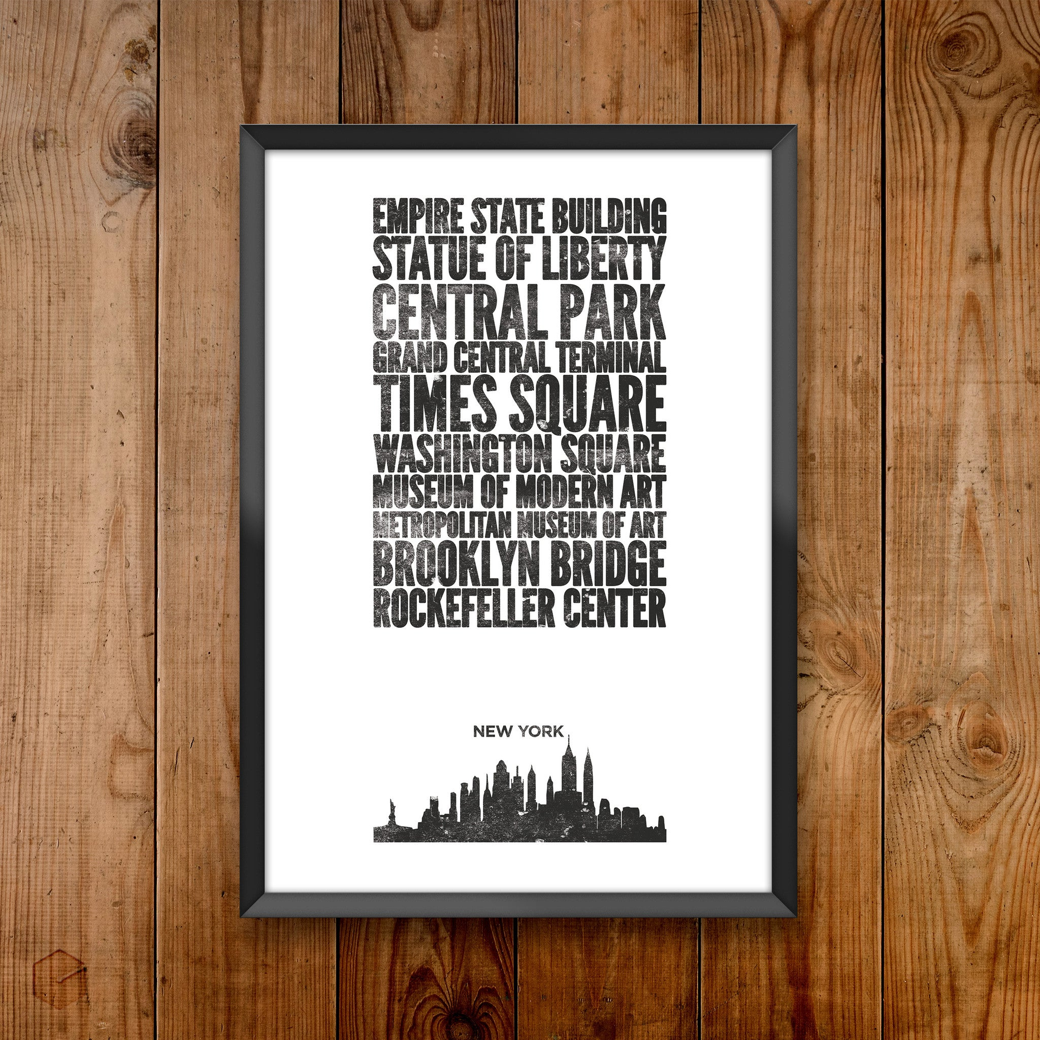 New York City Print