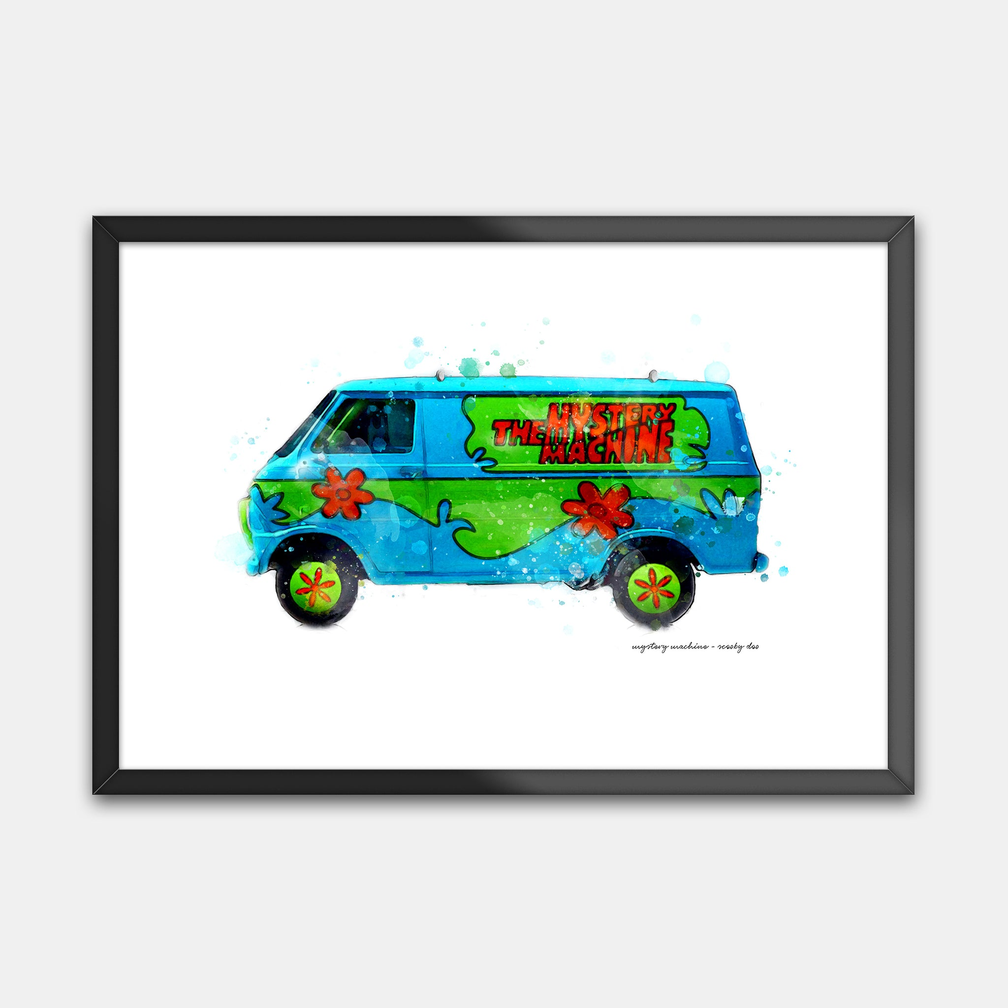 "Mystery Machine - ""Scooby Doo"""
