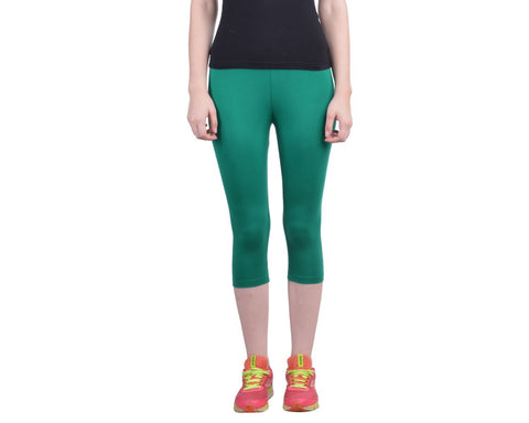 Dollar Missy Slim Fit Capri Leggings