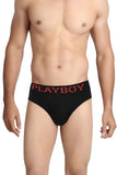 Playboy Seamfree Brief Pack of 1 , Briefs - Playboy, Trendy Inners  - 1