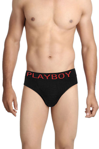 Playboy Seamfree Brief Pack of 1