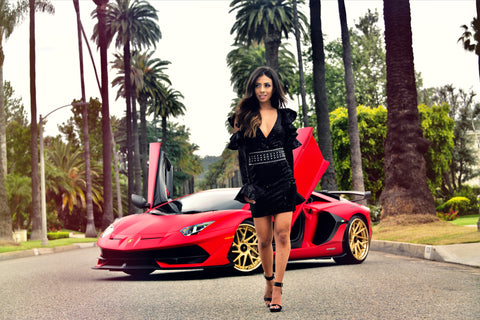 melalicia exotic cars