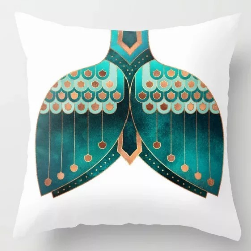 1 Piece Tail  Geometric Design, Decorative Cushion Cover. - BusDeals Today