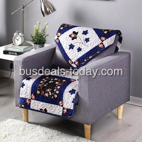 Buy 1 Get 1 Free , One Seater Size, Reversible Sofa Cover , Bohemia & Floral  Design. - BusDeals Today