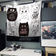 Wall Tapestry Home Decor,  Cute Cat Design.