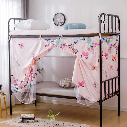 Bed curtain, butterfly design. - BusDeals Today