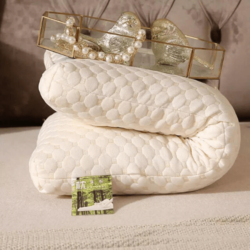1 Piece Natural Latex Soft Pillow. - BusDeals Today