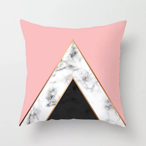 1 Piece Marble Pattern, Decorative Cushion Cover. - BusDeals Today