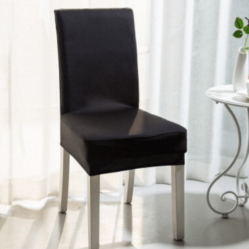 Chair cover, black color. - BusDeals Today