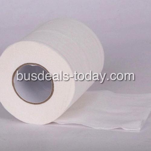Toilet paper pack of 10 PCS, 400 sheets 2ply. - BusDeals Today