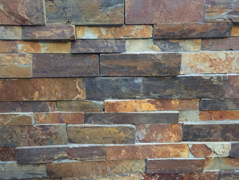 Grande Stackstone Tiles and Corners PER/M2, Walling- eStone Direct