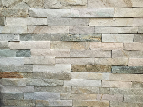 Quartzite Stackstone Tiles and Corners PER/M2, Walling- eStone Direct